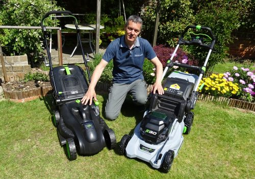 Best Cordless Lawn Mower for Small Lawns