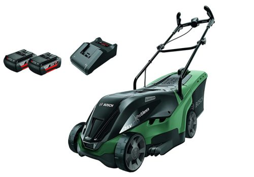 Bosch UniversalRotak 36-560 Review - Cordless Lawnmower (06008B9571 )