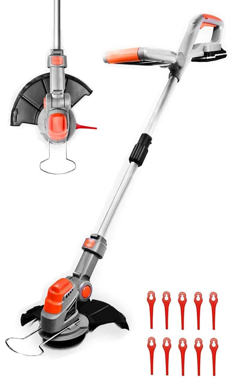 Terratek Cordless Strimmer Review