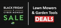 Lawn Mowers Black Friday