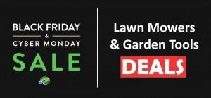 Lawn Mowers Black Friday