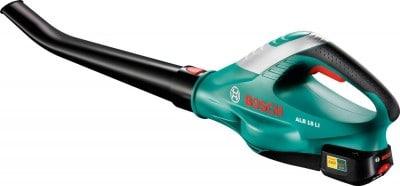 Bosch ALB 18 LI Cordless Leaf Blower Review