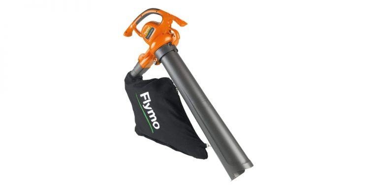 Flymo PowerVac 3000 Electric Garden Blower Vac Review