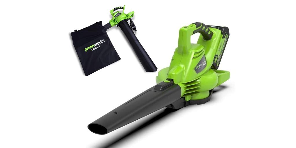 Greenworks Tools 24227 Digi-Pro Blower/Vac