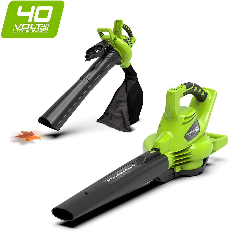 Greenworks Tools 24227 Digi-Pro Blower Vac Review