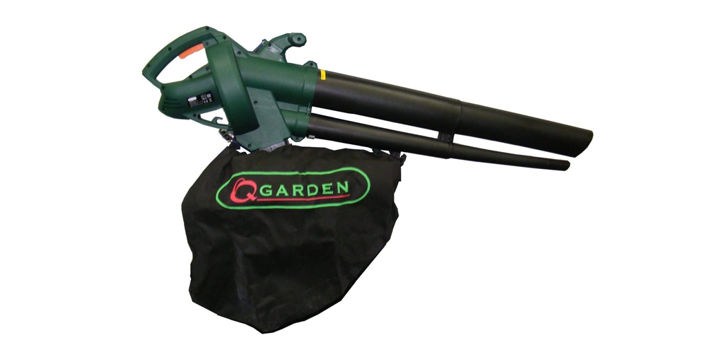 Q Garden QGBV2500 Leaf Blower Vacuum