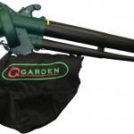 Q Garden QGBV2500 Leaf Blower Vacuum Review