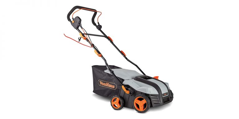VonHaus 2 in 1 Lawn Scarifier and Aerator Review