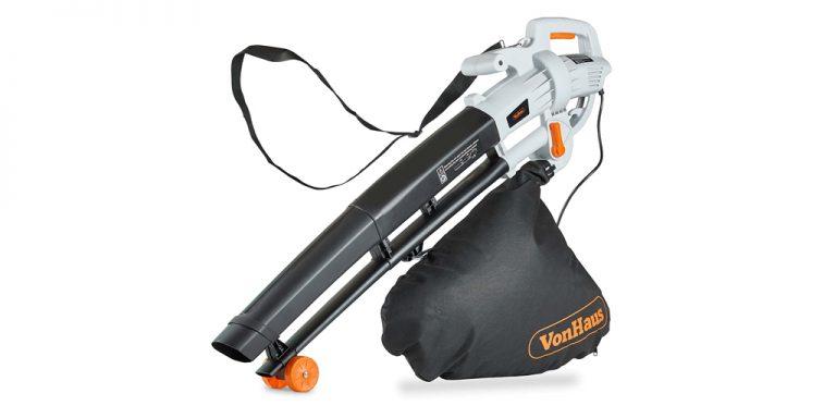 VonHaus 3 in 1 Leaf Blower 3000W Garden Vacuum Mulcher Review