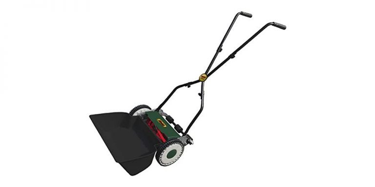 WEBB H30 30cm Hand Mower Review