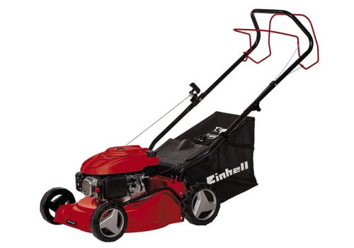 Einhell GC-PM 40 S Review - Self Propelled Petrol Lawnmower