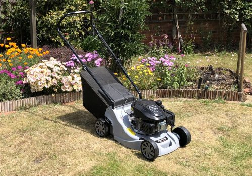 Mountfield SP41 Lawn Mower