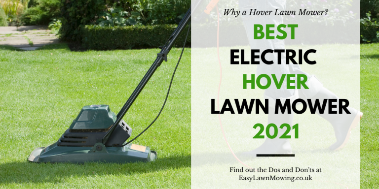Best Hover Lawn Mower