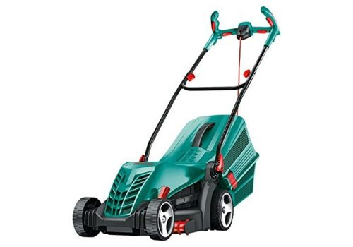 Bosch Rotak 36 R Review - (ARM 37) Electric Rotary Lawn Mower