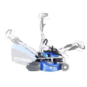 Hyundai HYM530SPER Handles Folding
