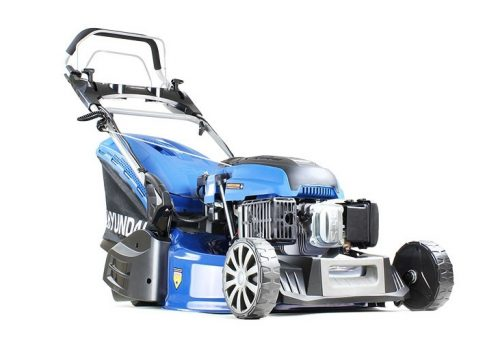 Hyundai HYM530SPER Review - 52.5cm Self Propelled Lawnmower with Roller
