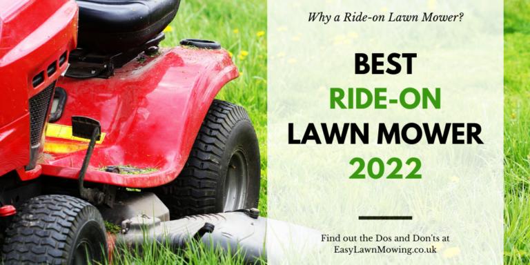 Best Ride-on Lawn Mower