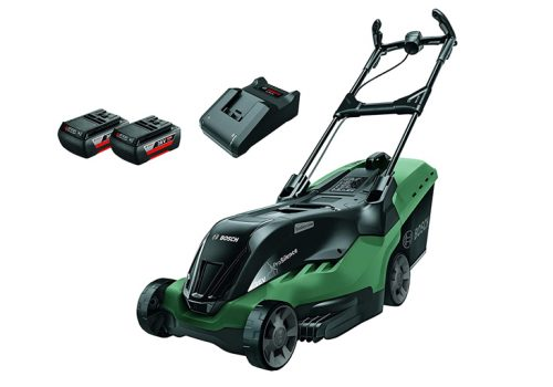 Bosch AdvancedRotak 36-660 Review - Cordless Lawnmower (06008B9571)