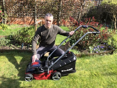 Einhell GE-CM 33 Review