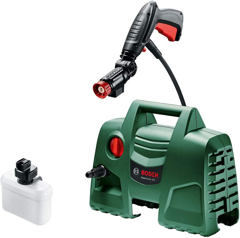 Bosch EasyAquatak 100 Pressure Washer Review