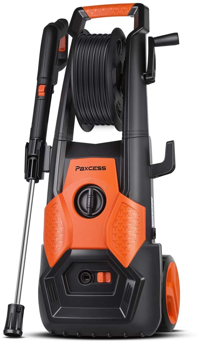 Paxcess 1800w Pressure Washer Review