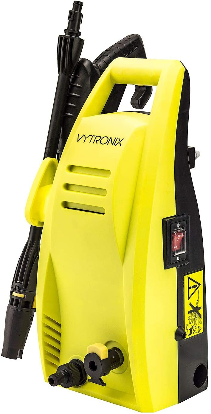 VYTRONIX 1500W Pressure Washer Review