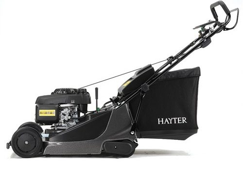 Hayter Harrier 48 Conclusion
