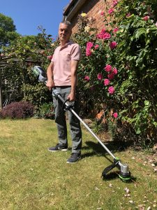 Choose the right grass trimmer for your lawn