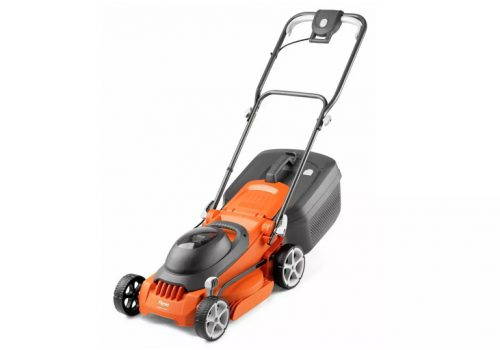 Flymo EasiStore 340R Review & 380R Review - Corded Electric Lawn Mower