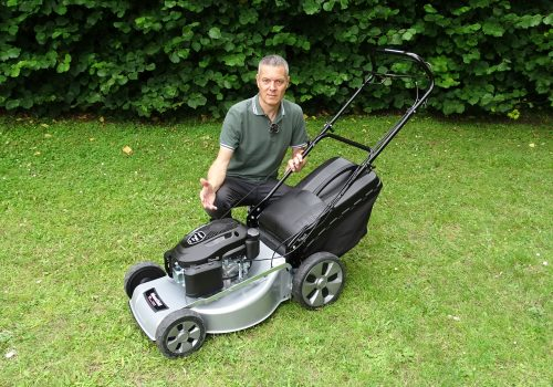 Mountfield SP53 Main Features