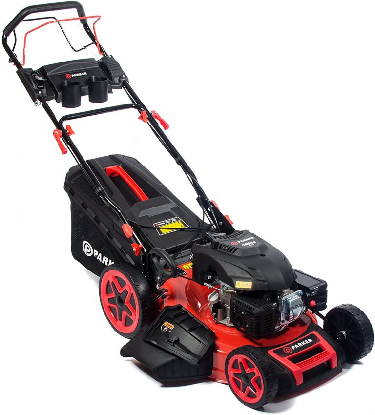 ParkerBrand 21 inch 53cm Petrol Lawnmower Review