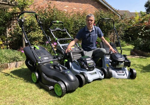 Best Self-propelled Cordless Lawn Mowers