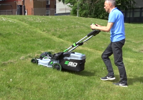 Cordless Self-Propelled Lawn Mower Advantages