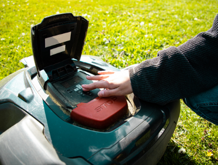 How To Choose A Robotic Mower For A Small Lawn