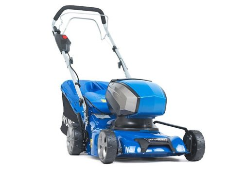 Hyundai HYM40LI420SP Review 40V Cordless Lawnmower