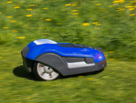 The Best Robotic Mowers For Medium Sized Gardens