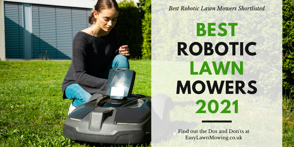 Best Robotic Lawn Mowers Reviews 2021
