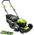 Greenworks GD40LM46SPK2x