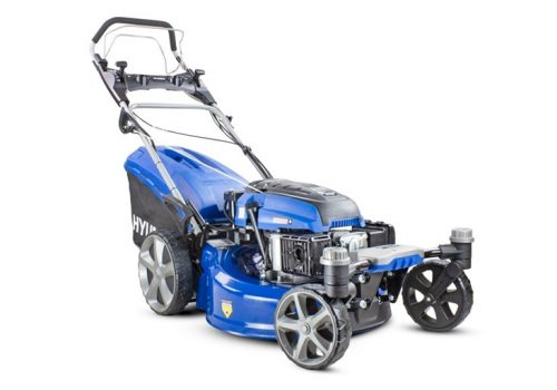 Hyundai HYM510SPEZ Review - Self-Propelled ZERO-TURN Lawnmower