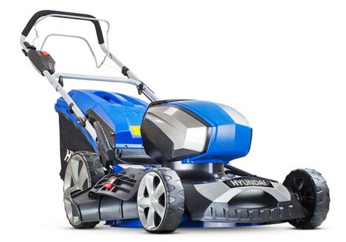 Hyundai HYM80LI460SP Review - Cordless Lawnmower