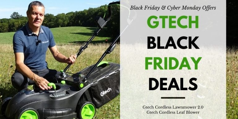 GTECH Black Friday Cyber Monday Deals