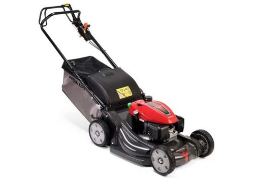 Honda HRX537HY Review - Hydrostatic Petrol Lawnmower