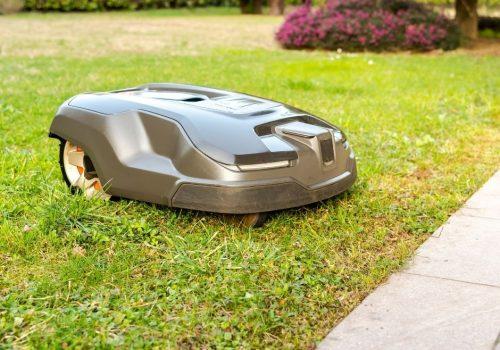 Robotic Mower for Elderly Gardeners