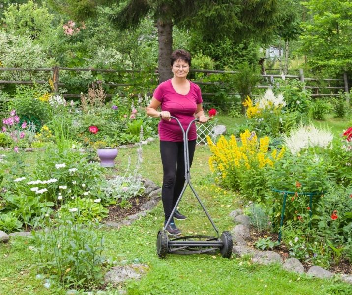Things to Consider - Lawn Mowers for Elderly Gardeners