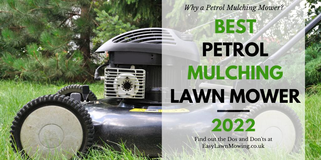 Best Petrol Mulching Lawn Mower