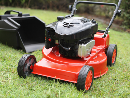 Dedicated Mulching Or Multi-Functional Petrol Mower