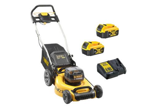 DeWalt DCMW564P2 XR Review - Battery Cordless Lawn Mower