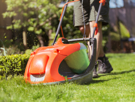 What Are the Advantages Of Electric Lawn Mowers