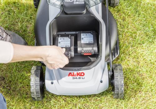 AL-KO Easy Flex 34-8 Power System And Batteries