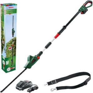 Bosch UniversalHedgePole 18 Cordless Telescopic Hedge Trimmer Review
